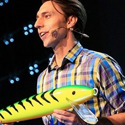 Johan Attby, CEO Fishbrain
